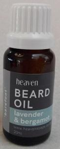 HEAVEN BAREFOOT BEARD OIL 20ML