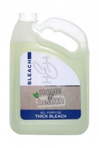 HOME & HEALTH ALL PURPOSE THICK BLEACH 5LT