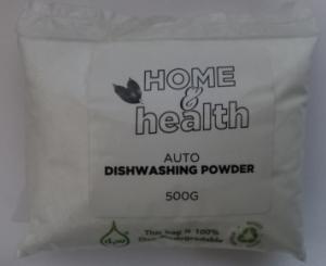 HOME & HEALTH AUTO DISHWASHING POWDER 500G