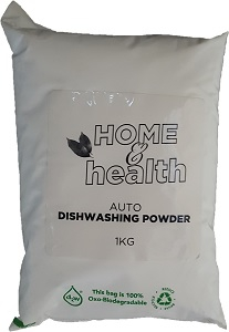 HOME & HEALTH AUTO DISHWASHING POWDER 1KG