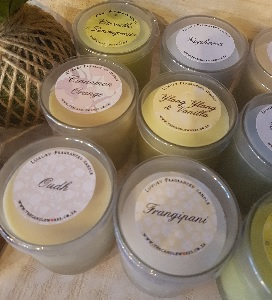 THE CANDLEWORKS VANILLA 385G