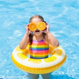 INFLATABLE POOLS, TOYS & ACCESSORIES